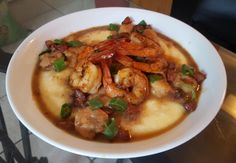How to make New Orleans Shrimp and Grits - YouTube