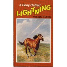 """I checked this book out of the library every week from first grade to sixth grade.  The librarians name was Mrs. Hetledge and her son is now my attorney.  (Important note:  I remember the title as """"A horse called Lightning"""". I'm still investigating."""