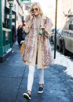 Winter+Layering+Ideas+From+the+Streets+of+New+York+via+@WhoWhatWear