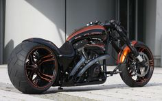 El Fuego | Dragster RS Bike |Original Thunderbike Customs | repinned by www.BlickeDeeler.de