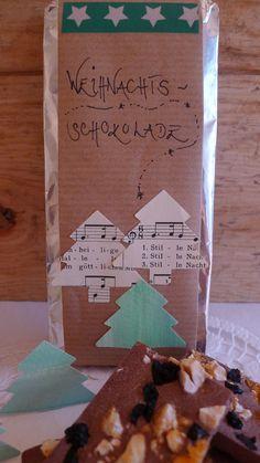 Weihnachtsschokolade