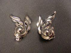 #Vintage #Coro Clip on Earrings Silver Tone Ball of Flames http://www.etagerellc.com/store/p13/Vintage_Coro_Clip_on_Earrings_Silver_Tone_Ball_of_Flames_.html?utm_content=bufferfd21f&utm_medium=social&utm_source=pinterest.com&utm_campaign=buffer #gotvintage