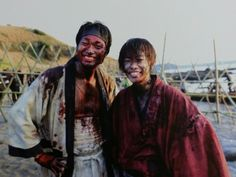 ただいま (Kenshin and Sano)