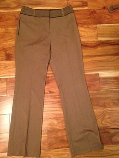 Next Girls/Womens Beige Tailored Trousers Size 8 Tailored Trousers, Beige, Fashion Outfits, Clothes For Women, Girls, Stuff To Buy, Ebay, Taupe, Outfits For Women