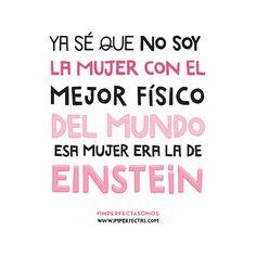 Vale, ya lo sé... Pero el físico no lo es todo #imperfectasomos #mujeres #humor #físico