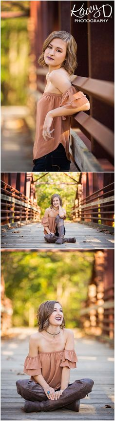 Flowy Tan Top and Jeans - Columbia MO Photographer Kacey D Photography