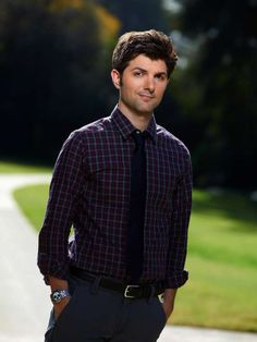 "Adam Scott I remember him from the show ""Tell Me You Love Me"" where he played Palek. What a great show so sad it only lasted for a very short time"