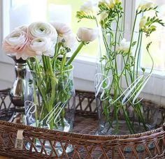 Classic vase by Riviera maison