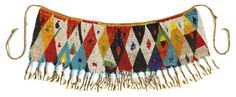 Andres Moraga Textile Art :: Bana Guili Beadwork