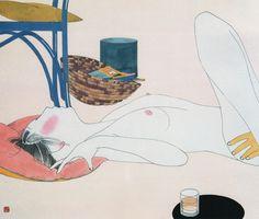 "palmandlaser: ""Seiichi Hayashi, from JCA Annual 5 (1984) """