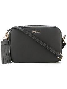 FURLA Emma Clutch. #furla #bags #leather #clutch #hand bags #