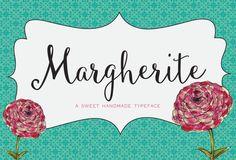 Margherite Script by Sweet Type on Creative Market