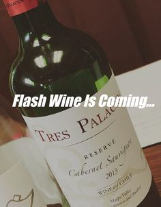 Check out Flash Wine for a chance to get FREE wine! The launch is almost here.