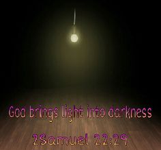 LLM Calling: God brings light into the darkness