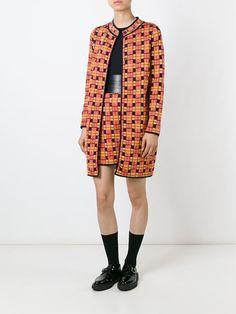 Missoni - R$2.860 - Saia evasê de tricot