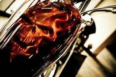 Ghost Rider HD Airbrush tank - Share your Airbrush Images on the TOP Pin Galleries: promote and rate your Images,discover the lates uploads! - www.JustAirbrush.com