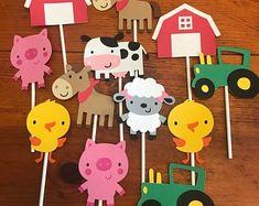 Artículos similares a Corral granja etiquetas a Favor en Etsy Etsy, Favors, Farmhouse, Cow, Tags, Meet, Hand Made