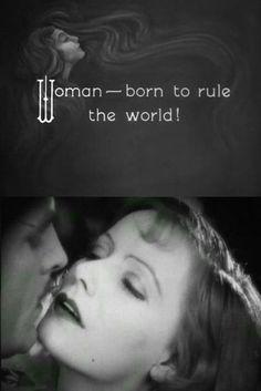 Stills from The Temptress (1926, starring Greta Garbo)