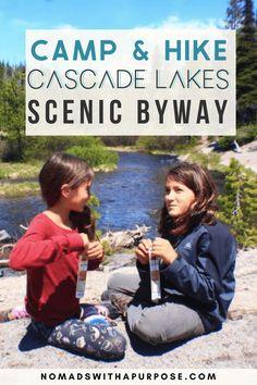 Rv Travel, Family Travel, Adventure Travel, Camping Guide, Camping And Hiking, Oregon Washington, Tailgating, Lakes, Purpose