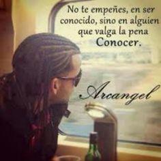 7 Mejores Imágenes De Arcangel Reggaeton Frases Frases De