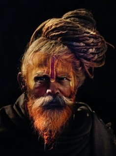 IAN WINSTANLEY photographs the Sadhus of Kathmandu. http://moreintelligentlife.com/gallery/holy-rollers-6