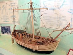 Ancient Roman ship model ✖️More Pins Like This One At FOSTERGINGER @ Pinterest ✖️Fosterginger.Pinterest.Com.✖️No Pin Limits✖️