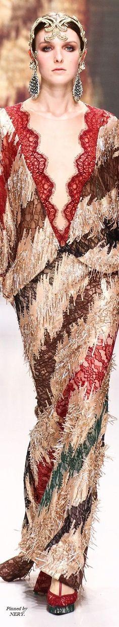 Sebastian Gunawan Fall-Winter 2016/2017 Couture