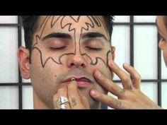 The Best Ways to Apply Halloween Makeup Like Gene Simmons : Beauty Vice