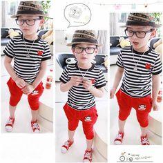 Cute Asian kid