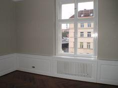 Výsledek obrázku pro kryt na topení s knihovnou kolem okna Entryway, Bench, Storage, Furniture, Home Decor, Entrance, Purse Storage, Decoration Home, Room Decor