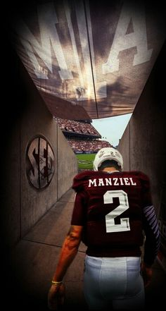 Johnny Football.. Please stay for 1 more year (at least!!!)