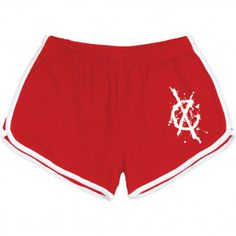 We Came As Romans Hope Booty Shorts - Bottoms - Apparel 6955d5e51