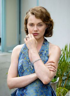 Alice - Jemima West in 'Indian Summers' Season 2, set in 1935 (TV series).