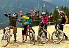 Photo Journal:  Women's Rocky Mountain Bike Adventure  #mountainbiking