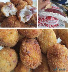 Croquetas de salchichón de Málaga Spanish Kitchen, Albondigas, Muffin, Breakfast, Ethnic Recipes, Blog, Collection, Salads, Cook