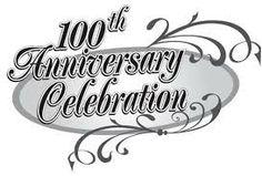 Marketing/advertising - 100th Year Township Celebration - Hospital Gala dinner.