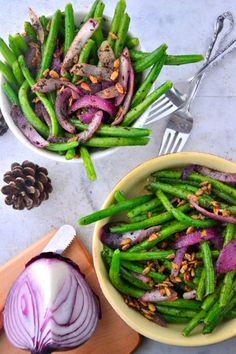 Sweet sunflower #green #beans from @Amie Jo #healthy #recipe