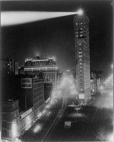 fotos  Times Square (Nueva York, 1908)