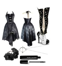 """Untitled #402"" by alices-tea-party ❤ liked on Polyvore featuring Marc Jacobs"