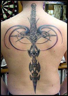 Sword Tattoos Designs Picture 10 - Free Tattoo Designs