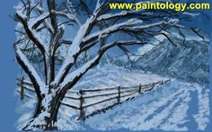 "Check out ferdouse khaleque's ""Beautiful Winter on My Canvas"" decalz @Lockerz"