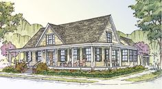 Southern living house plans oxford