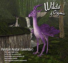 Wilds of Organica - http://maps.secondlife.com/secondlife/The%20DragonSpire/69/64/39