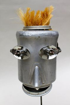Bad Hair Day by BlackbirdStew on Etsy, $95.00