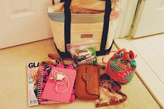Life in Pearls: My Carry-On Essentials