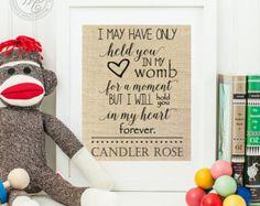 Pregnancy Loss Memorial Ornament Too by ShopCreativeCanvas