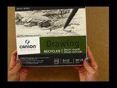 Mis materiales de dibujo y ¡¡RIFA!! / Qué papel se usa para lápices de c...