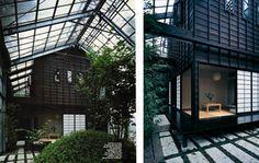 House-forestry, la casa nella foresta di Hiroshi Iguchi