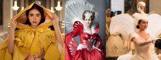 A Look Back at the Magical Work of Mirror Mirror Costume Designer Eiko Ishioka