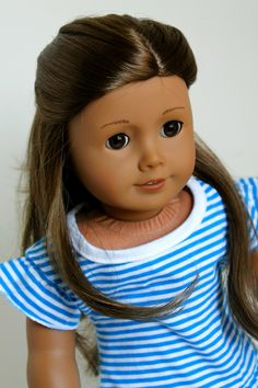 cute hairstyles for black females : american girl doll hairstyles on Pinterest American girl dolls, Doll ...